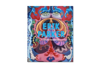 Erik Parker 'Colorful Resistance' Book