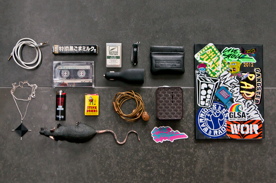essentials garret louie