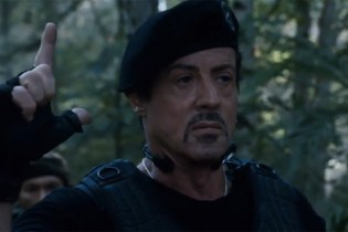 The Expendables 2 Film Trailer