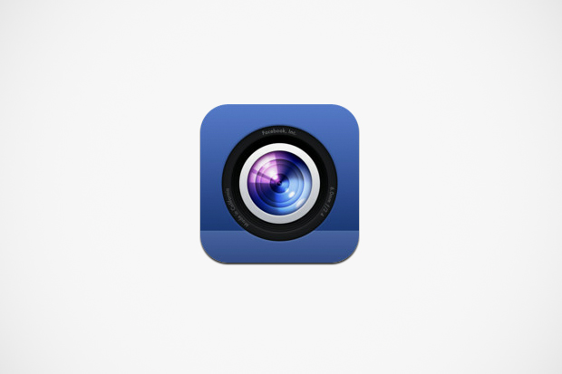 Facebook Introduces New iPhone Camera App