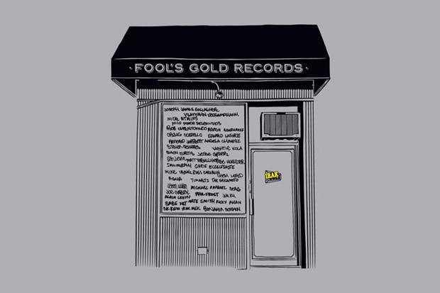 Fool's Gold Artist Series #5: Irak
