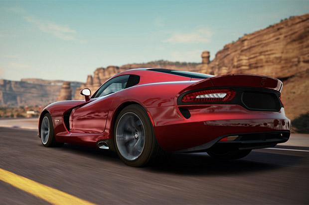 Forza Horizon for Xbox 360 Teaser