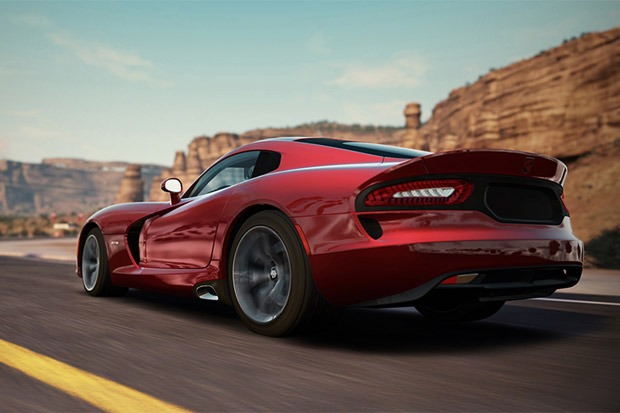 forza horizon for xbox 360 teaser