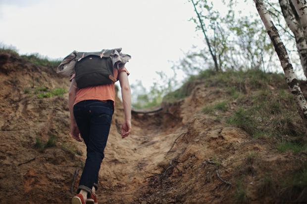 FOTT x Makr Carry Goods Backpack Lookbook