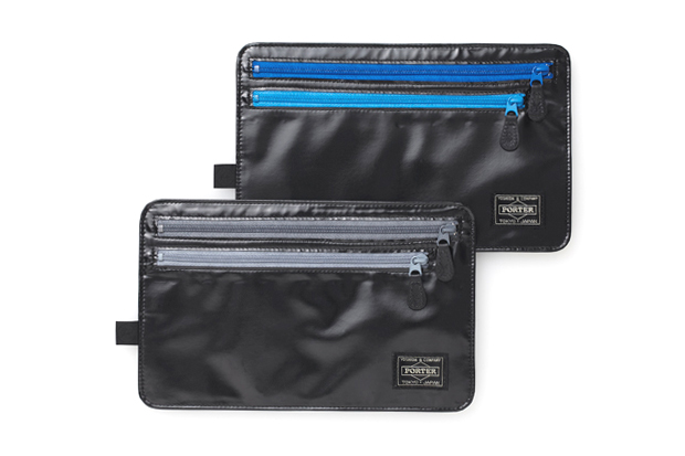 fragment design x head porter mirage currency case