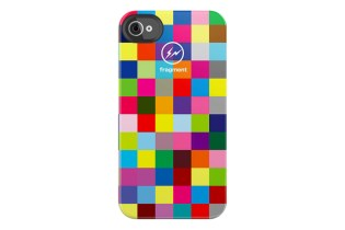 "fragment design x Uncommon ""Fragment Blocks"" iPhone 4/4S Case"