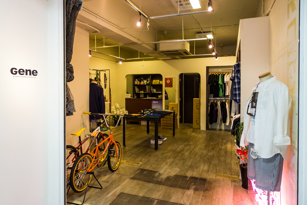 Gene Osaka Store Opening