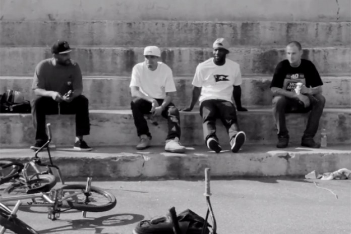 Get Sylvester: Nigel Sylvester - BMX in New York City Video