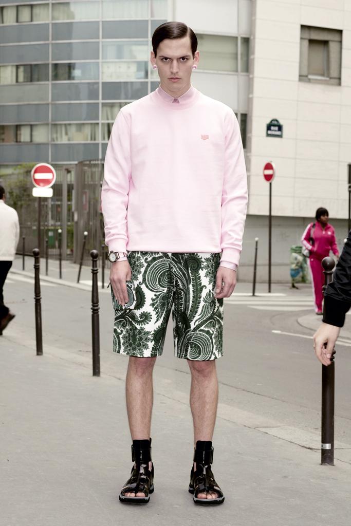 Givenchy 2013 Pre-Spring Collection