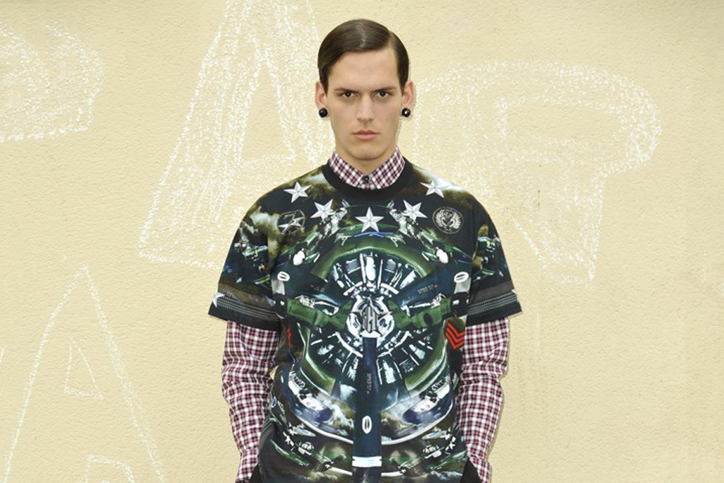 Givenchy 2013 Resort Collection Preview