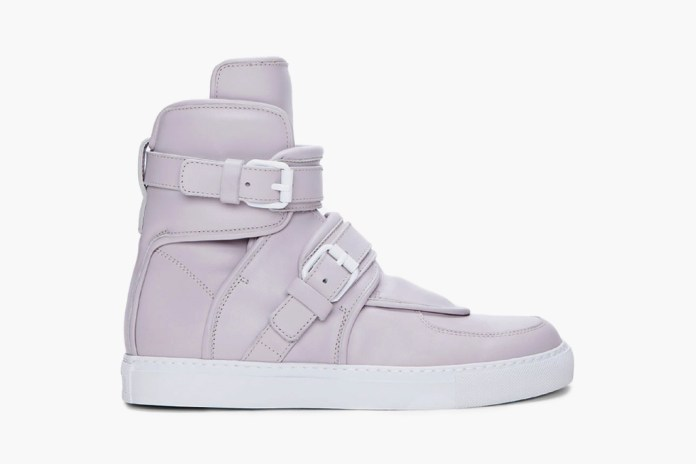 Givenchy Arctic Gray Padded Sneakers