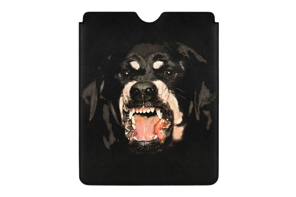 Givenchy Rottweiler iPad Case