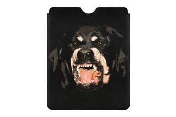 Givenchy Rottweiler iPad Case