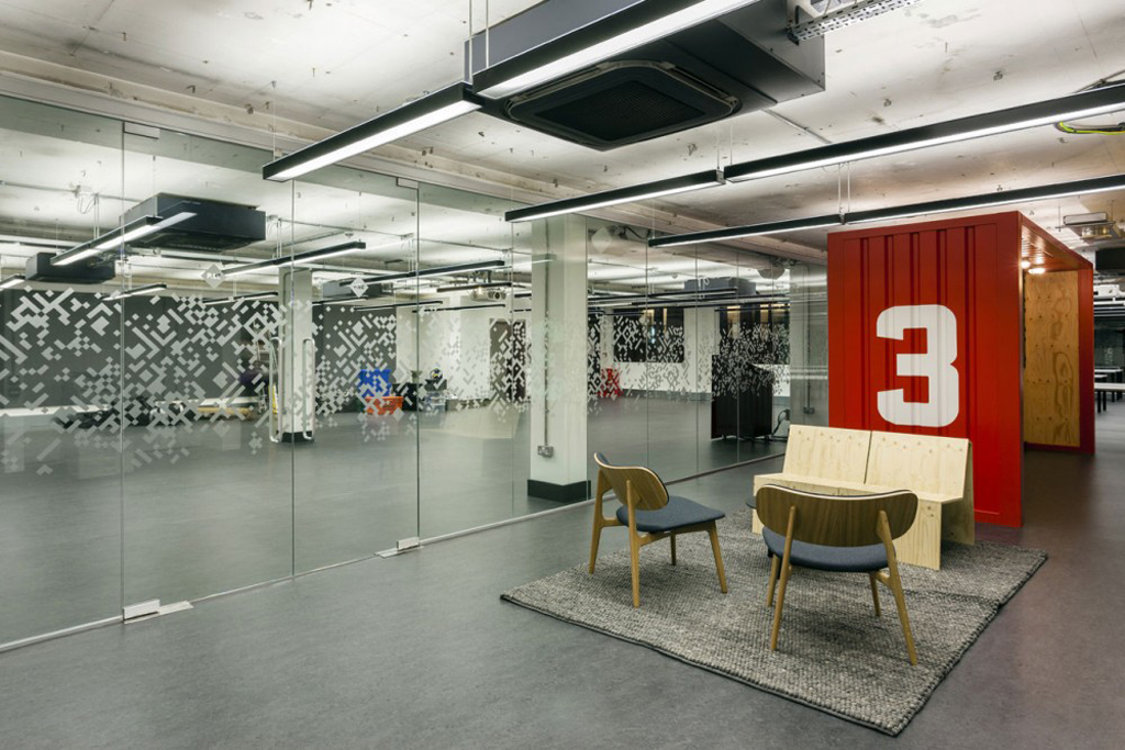 Google Campus London