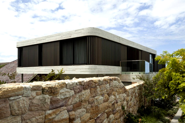 gordons bay house by luigi rosselli architects