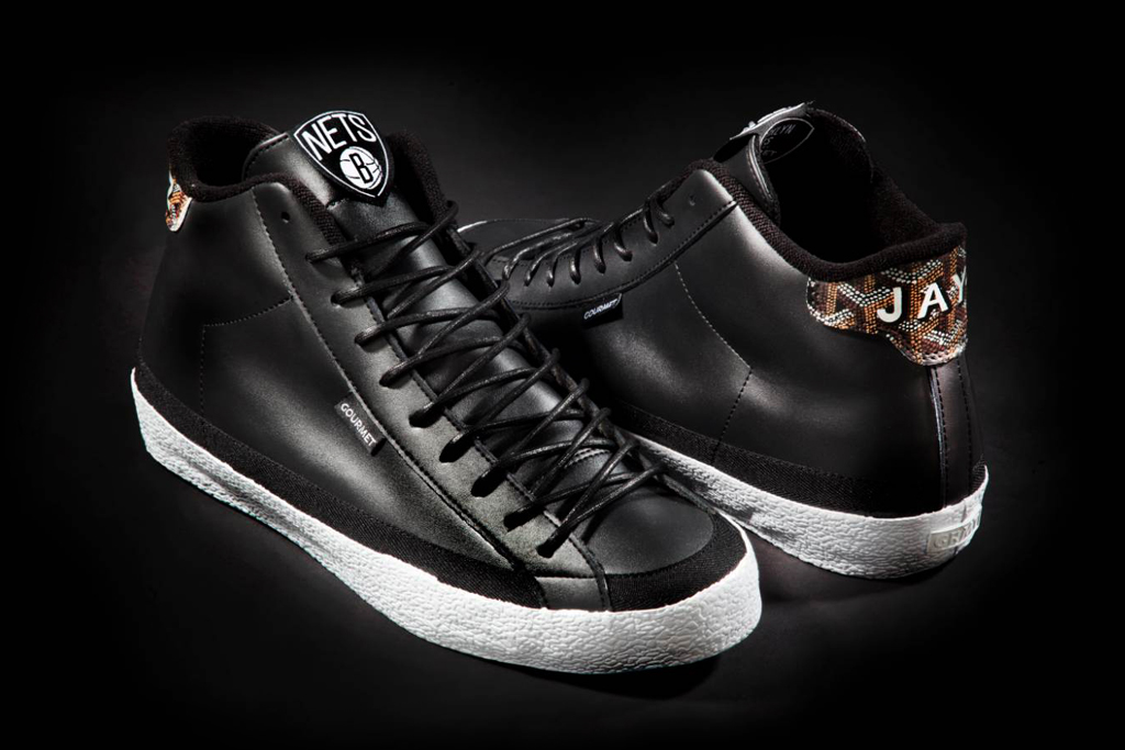 "Gourmet for Jay-Z The 22 L ""Brooklyn Nets"" Edition"