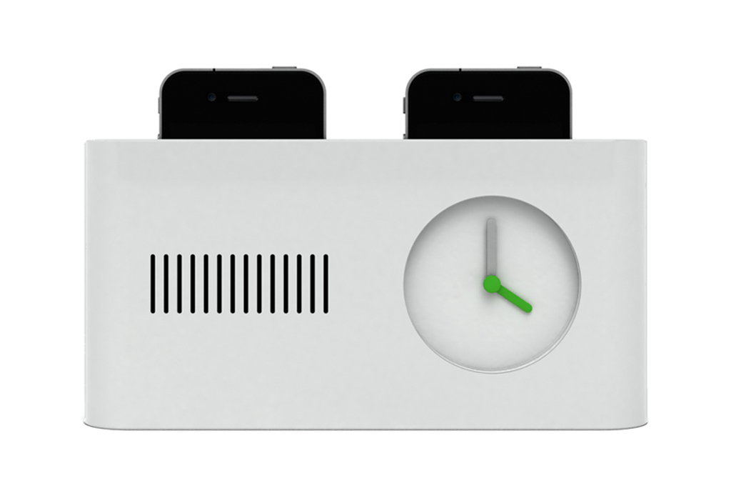 Habitco Day Maker The Charging iPhone Alarm Toaster
