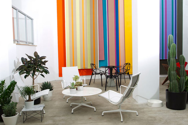 Herman Miller New York Pop-Up Shop