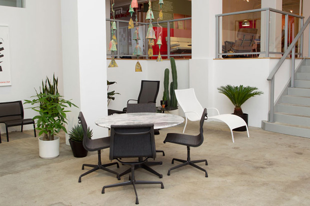 herman miller new york pop up shop