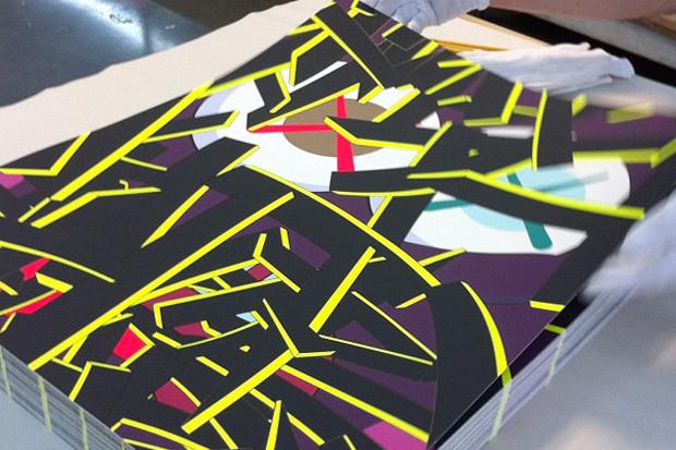 High Museum x KAWS Charity Print