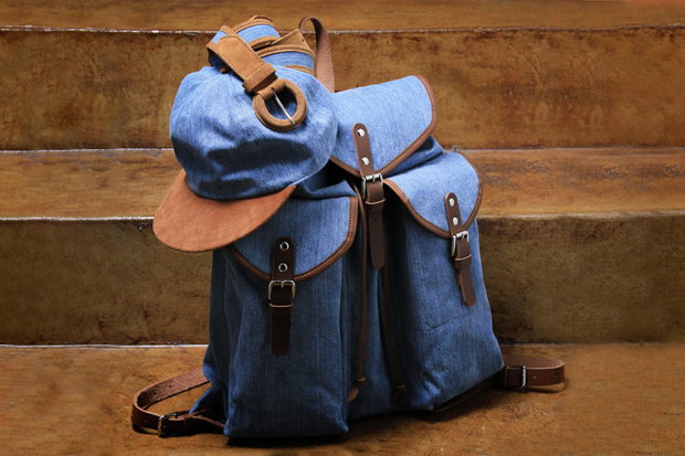 Hixsept 2012 Spring/Summer Denim Accessories