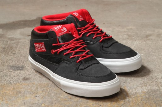 "HKIT x Vans Half Cab Pro ""The Last Dragon"""