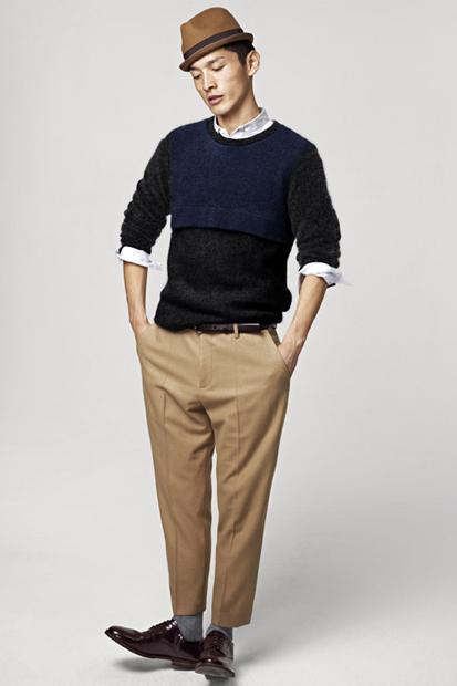 H&M 2012 Fall Lookbook