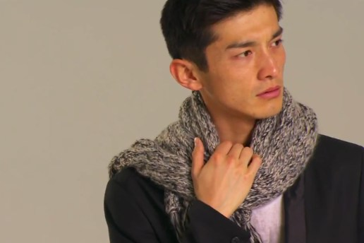 H&M 2012 Fall Video Lookbook