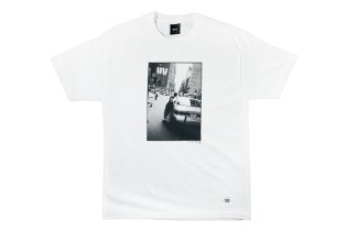 HUF 10th Anniversary Photo T-Shirt Featuring Mike O'Meally