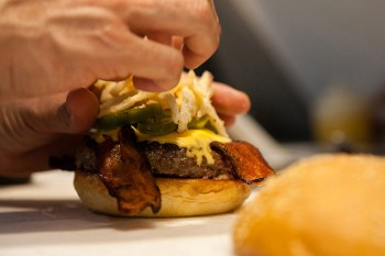 HYPEBEAST Eats... I.S.B. International Stussy Burger