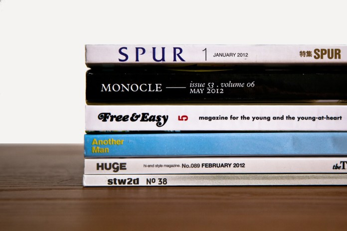 Re(de)fining Print and the Resurgence of the Magazine