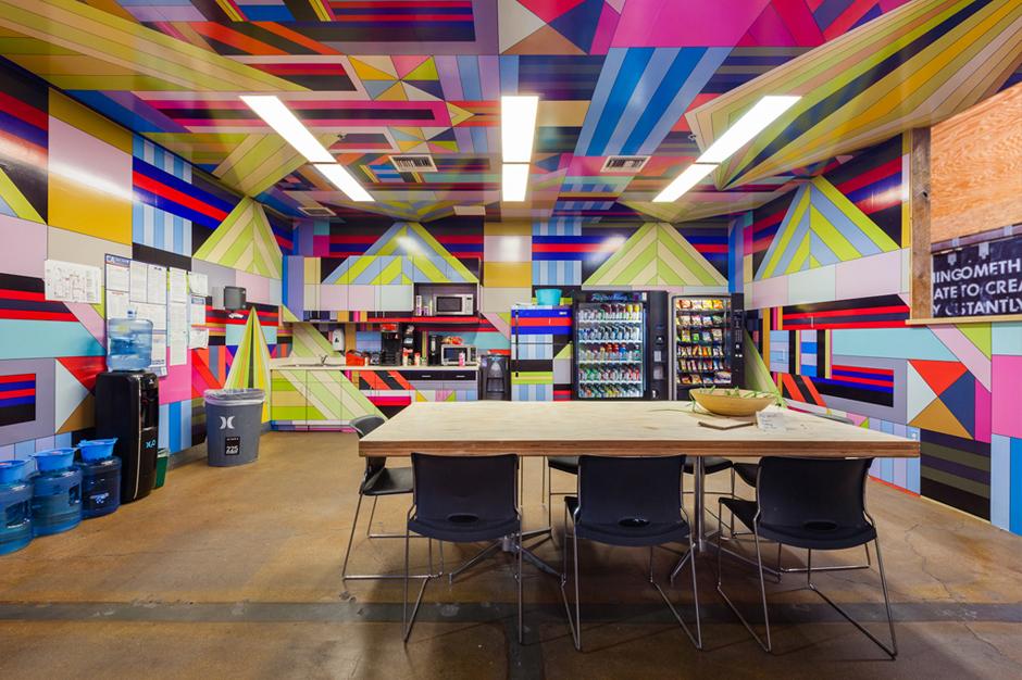 HYPEBEAST Spaces: Hurley Campus