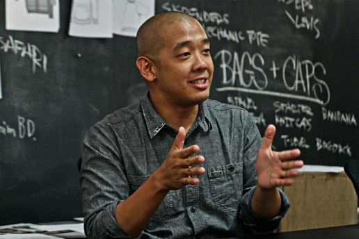 HYPEBEAST Trade: jeffstaple Founder/Creative Director of Staple Design & Reed Space