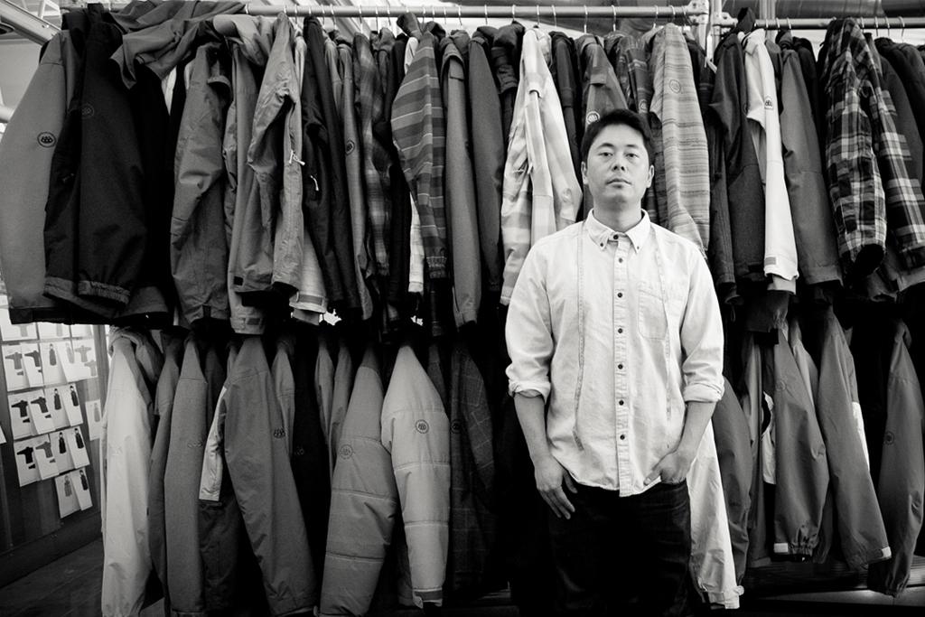 HYPEBEAST Trade: Michael Akira West of 686 Technical Apparel