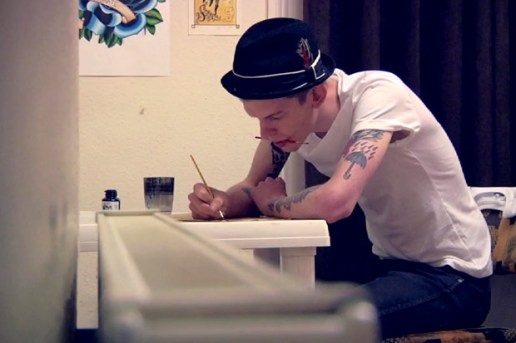 Ink Stories #1: Daniel Ronson