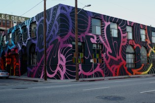 INSA Mural for LA Freewalls