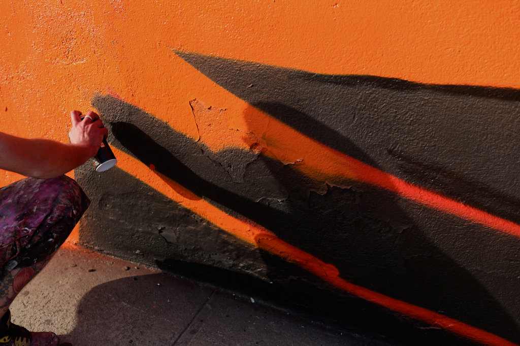 insa mural for la freewalls