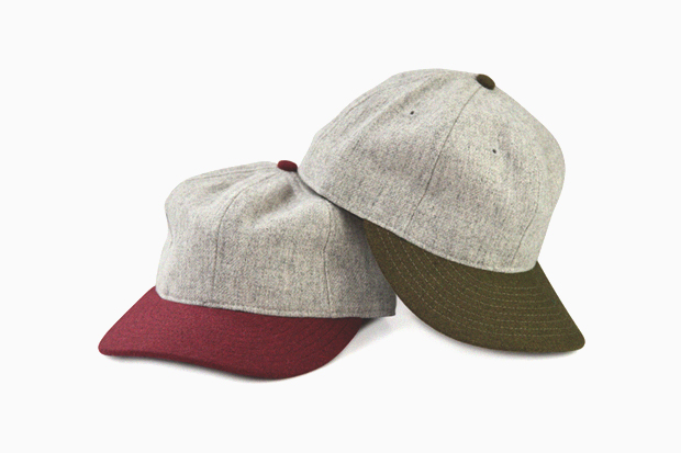 INVENTORY x Ebbets Field Flannels Wool Caps