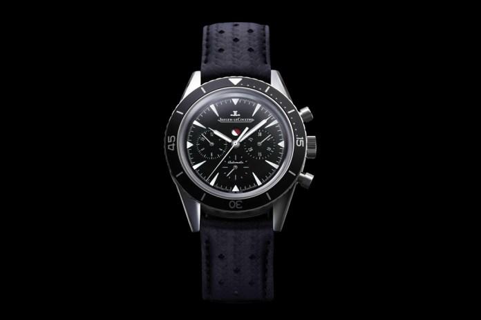 Jaeger-LeCoultre Deep Sea Auto Chronograph
