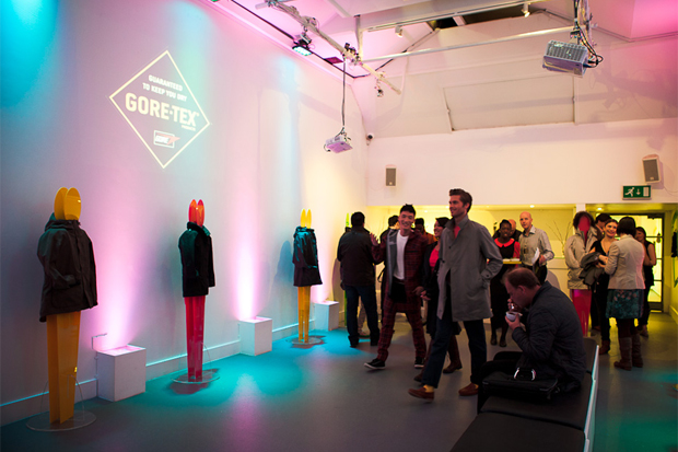 "Japanese Designs ""GORE-TEX Innovations"" Exhibition Recap"