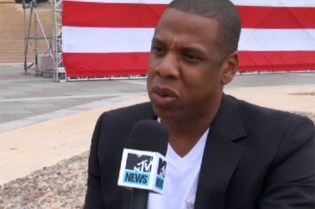Jay-Z Speaks on Brooklyn Nets Logo