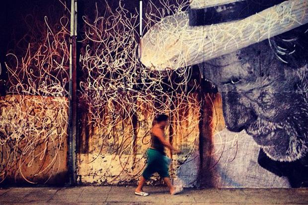 JR x Jose Parla For the Havana Biennial Preview