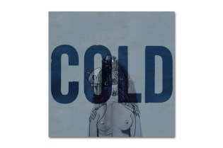 "Kanye West ""Cold"" Artwork by George Condo"