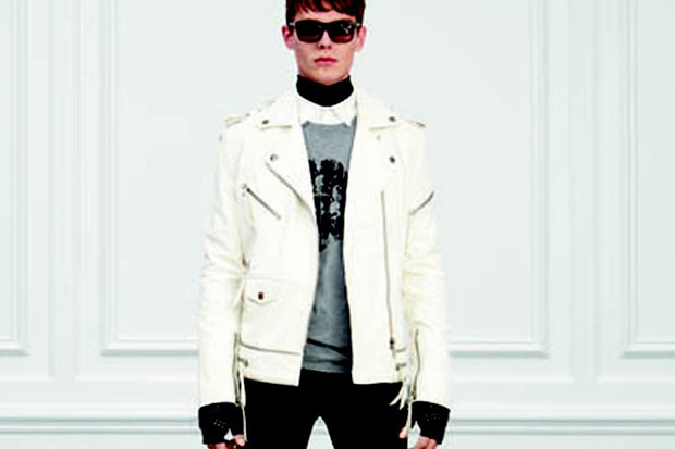 Karl Lagerfeld 2012 Fall/Winter Men's Collection Preview