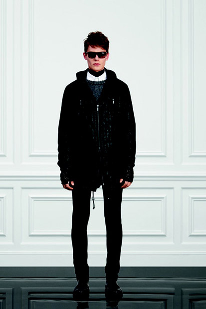 karl lagerfeld 2012 fall winter mens collection preview