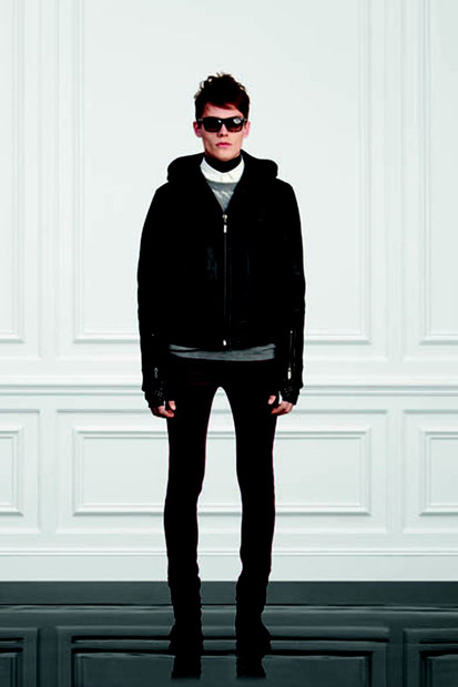 Karl Lagerfeld 2012 Fall/Winter Men's Collection Preview ...