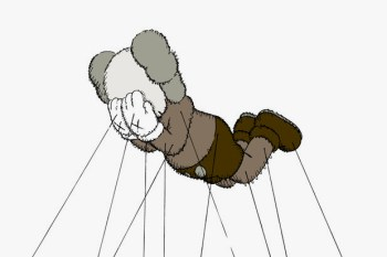 KAWS Companion Float Coming to Macy's Thanksgiving Day Parade