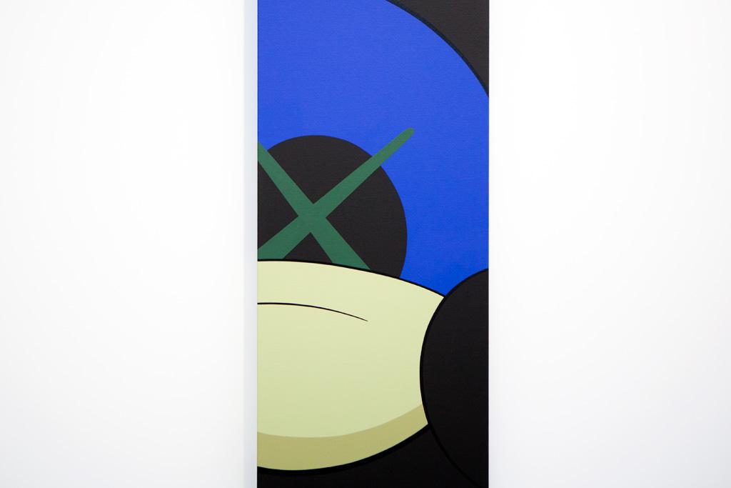 "KAWS ""The Nature of Need"" Exhibition @ Galerie Perrotin Hong Kong Recap"