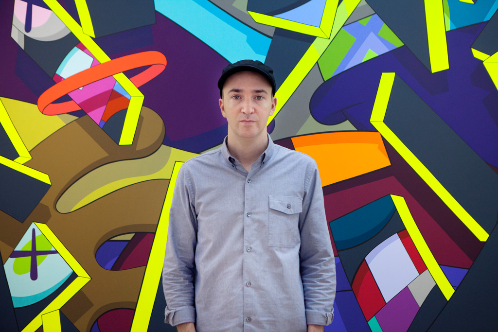 "KAWS: ""The Nature of Need"" Interview"