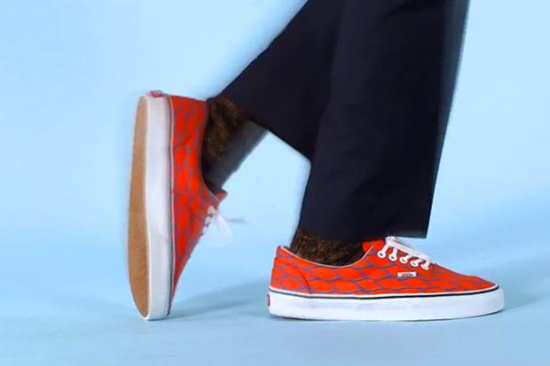Kenzo x Vans 2012 Summer Collection Video